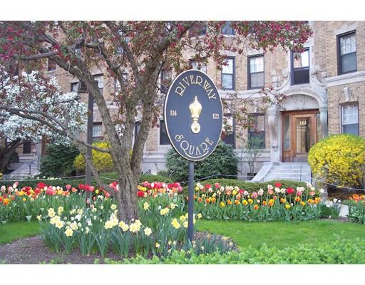116 Riverway Square, Boston, Ma 02215