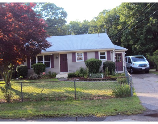 25 BELDING Circle, Brockton, MA