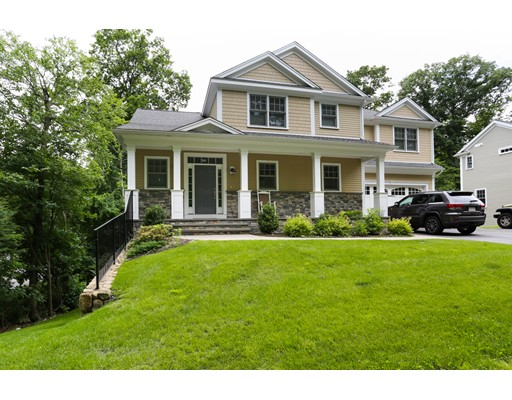 415 Warren Street, Needham, Ma 02492