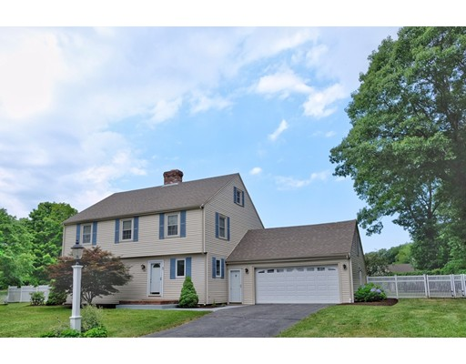 5 Sunset Drive, Lakeville, MA