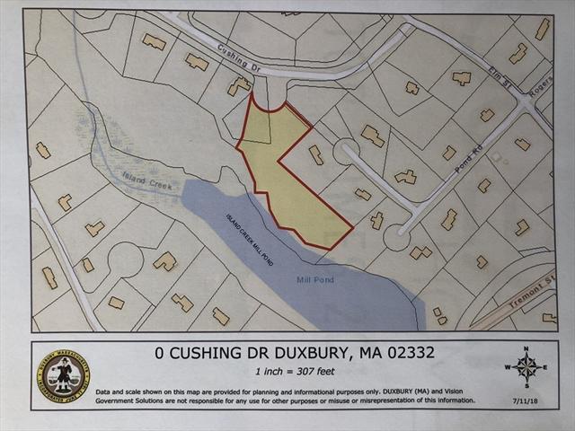 Cushing Drive Lot 5 Duxbury MA 02332