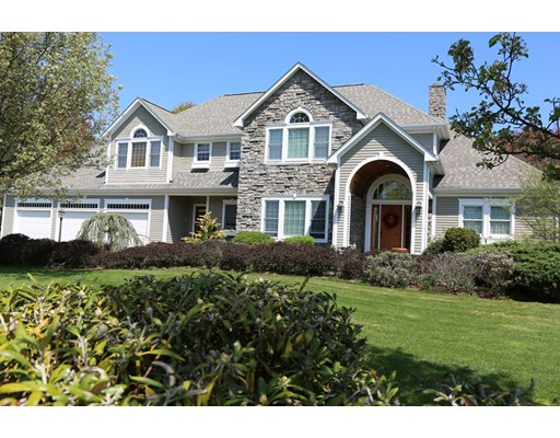 Beautiful and well-appointed colonial. Nestled in one of Swansea's finest neighborhoods. Nicely thought out floor plan with hardwood floors throughout the first and second floor. Large kitchen and family room with a wood burning fireplace overlooking a large back yard. Elegant master bedroom with large and bright master bath with hot tub and separate water closet. Additional private room through the bathroom exercise, office etc. First floor laundry adjacent to the kitchen! Large deck and cement patio for outdoor dining and leisure activities. Partially finished basement with room to expand. Baseboard heating and central air and central vacuum! Just in time for summer, call for a private showing.