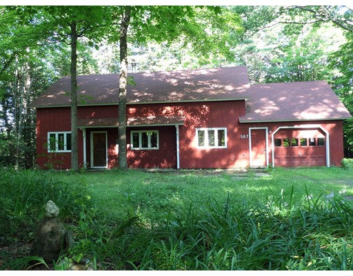 567 Kinnebrook Road, Worthington, MA