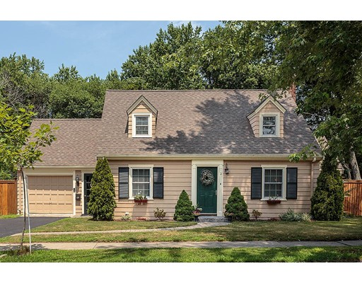 3 Brookside Avenue, Winchester, MA