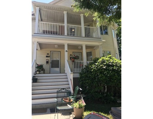 26 richie, Quincy, Ma 02169