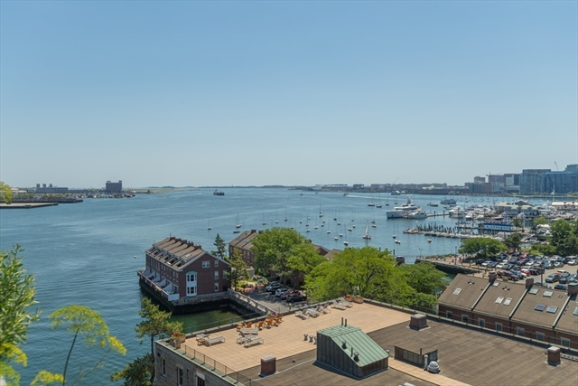 357 Commercial St, Boston, MA, 02109, Waterfront Home For Sale