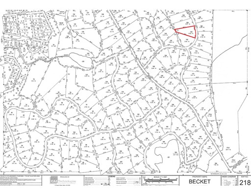 Lot 153 Chippewa Drive Becket MA 01223