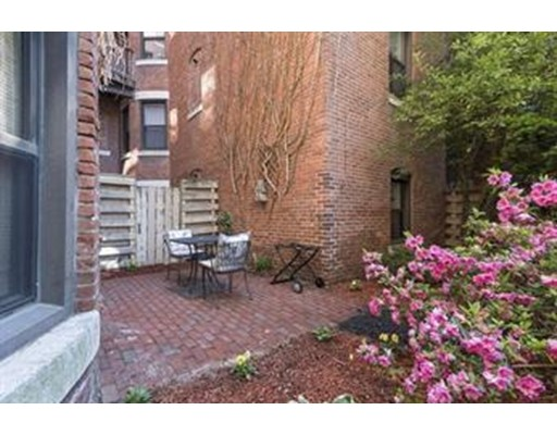 108 Gainsborough Street, Boston, Ma 02115