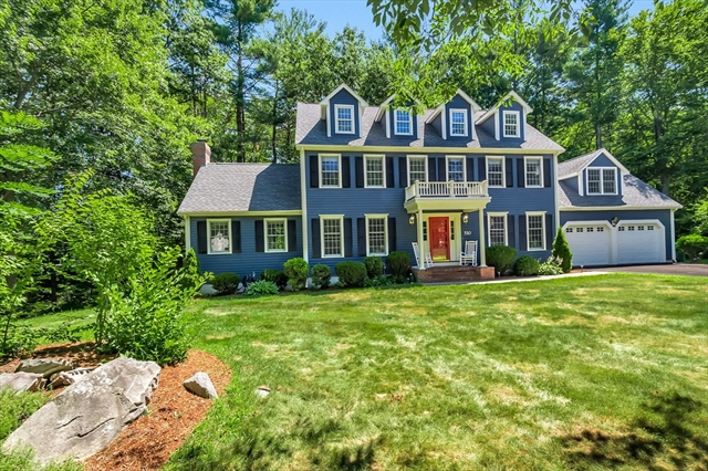 510 Acorn Park Drive, Acton, MA, 01720,  Home For Sale