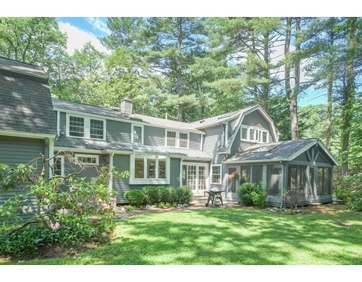 74 Claypit Hill Road, Wayland, MA