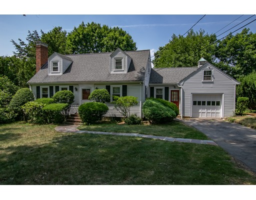 66 Simonds Road, Lexington, MA
