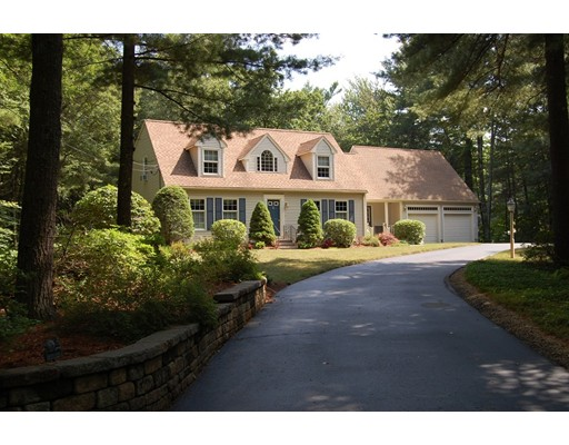 48 Paxton Road, Holden, MA