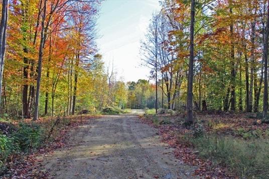 Lot 3B Locke Hill Road, Wendell, MA: $55,000
