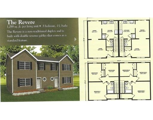 93 (lot76)new Templeton Road-dupl, Hubbardston, MA 01452