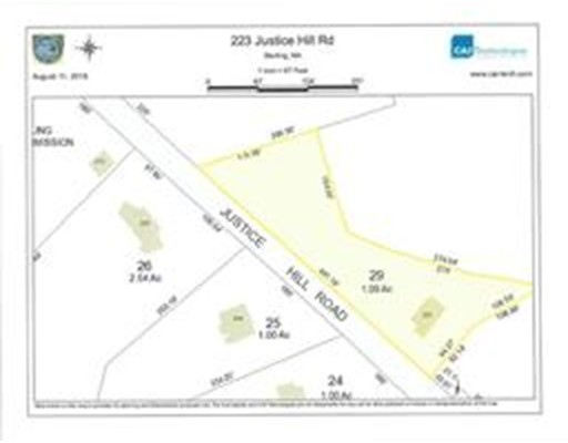 223 Justice Hill Road, Sterling, MA