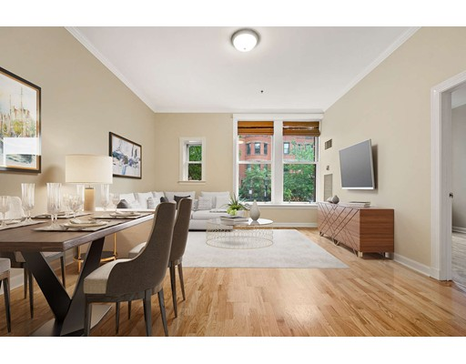 416 Marlborough Street, Boston, Ma 02115