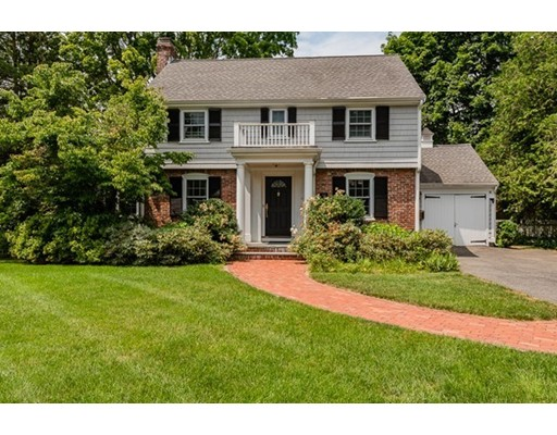 432 Weston Road, Wellesley, MA