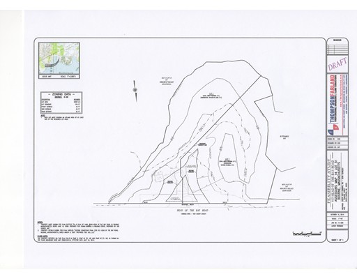 LOT 2 819 Head Of The Bay Road, Bourne, MA