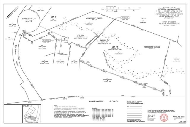 7 Chestnut Lane, Littleton, MA, 01460, Littleton Home For Sale