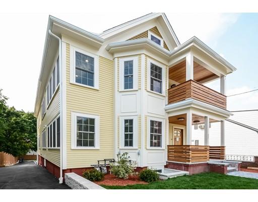 52 Porter Street Somerville MA 02143