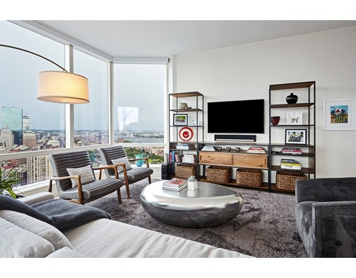 Condominium/Co-Op for sale in Millennium Tower, 3910 Midtown, Boston, Suffolk