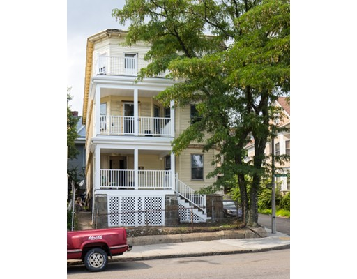 170 Bowdoin Street, Boston, MA 02121