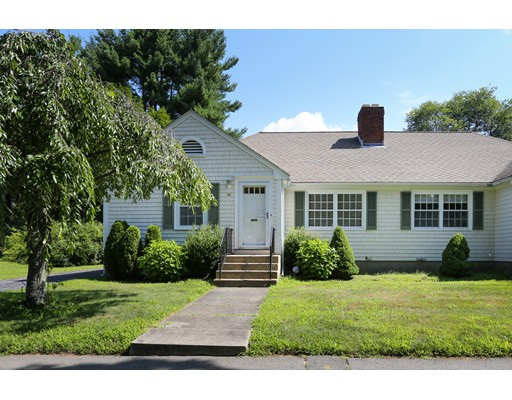46 Parish Road, Needham, MA 02494