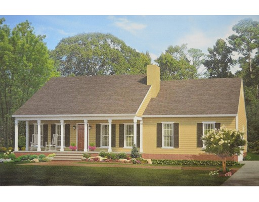 Lot 2A Holland Road, Brimfield, MA 01010