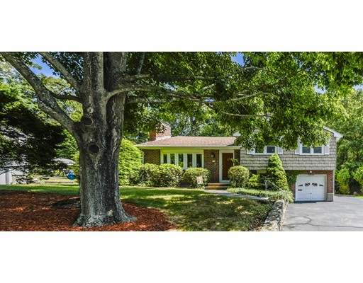 92 Booth Road, Dedham, MA