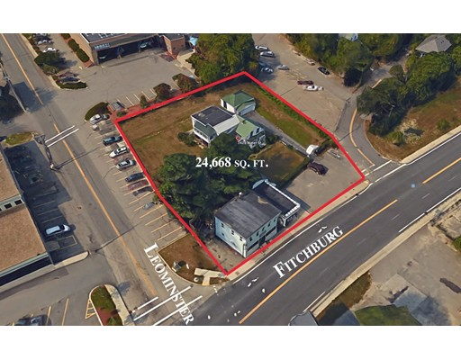 1423 Water Street, Fitchburg, MA 01420