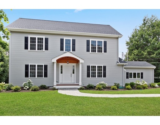 2 Raynor Road, Weston, Ma
