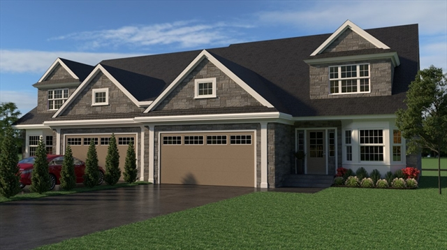 13 Cape Club Drive, Sharon, MA, 02067, Norfolk Home For Sale