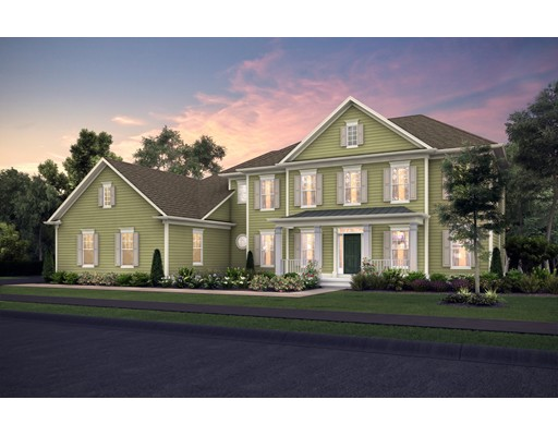 10 Woodlot Drive - Lot 1, Milton, MA