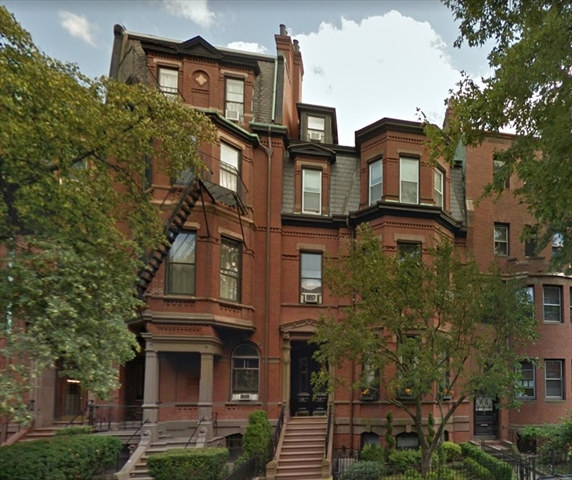 Apartments For Rent In Boston: Boston Brownstone Apartments For Rent