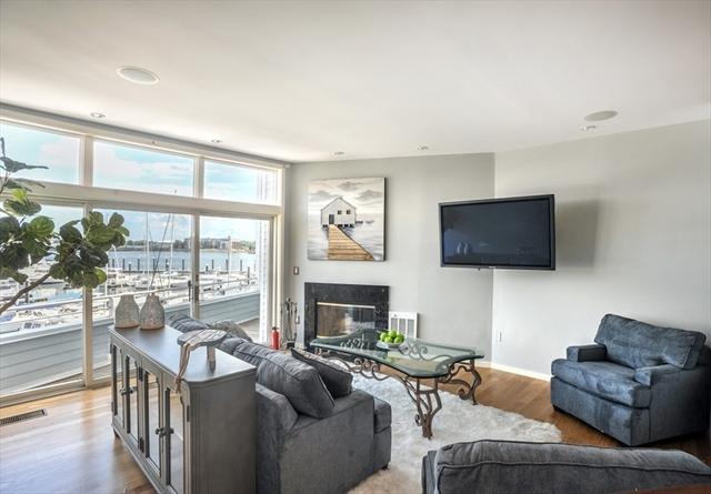 57 Constellation Wharf, Boston, MA, 02129, Charlestown's Navy Yard Home For Sale