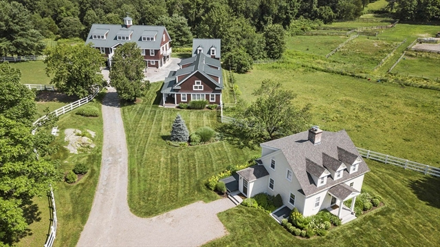 1 Hunt Drive, Dover, MA, 02030, Norfolk Home For Sale
