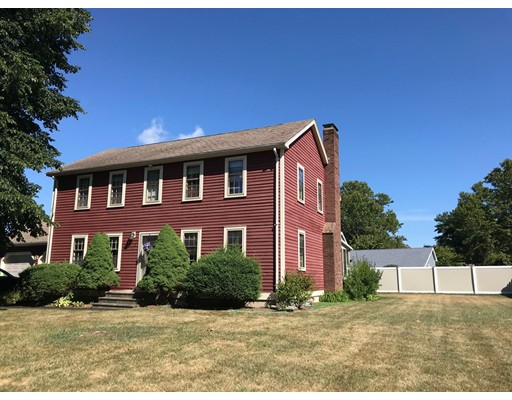 108 Brookside Court, Seekonk, MA