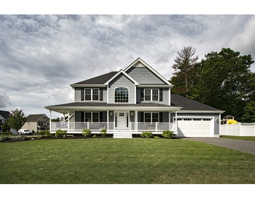 21 Saw Mill Lane, Rockland, MA