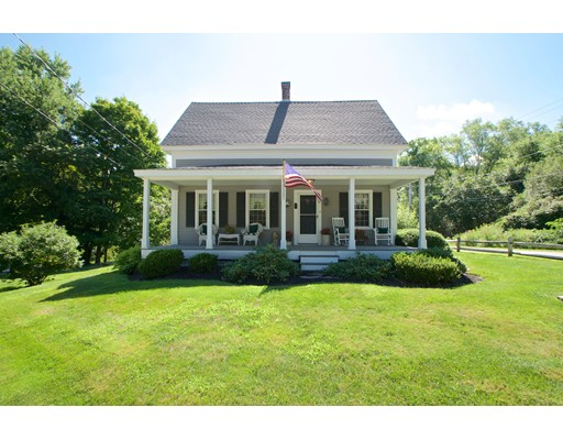 46 Parsonage Road, Plympton, MA