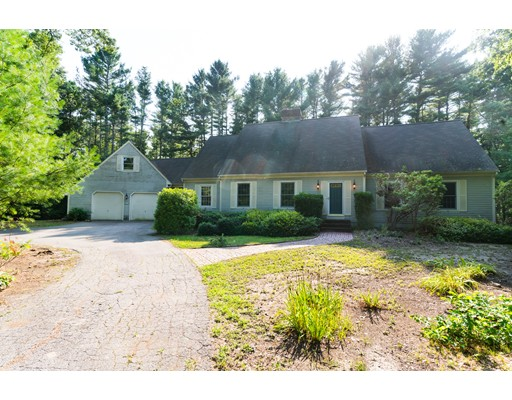 36 Pine Hill Lane, Marion, MA