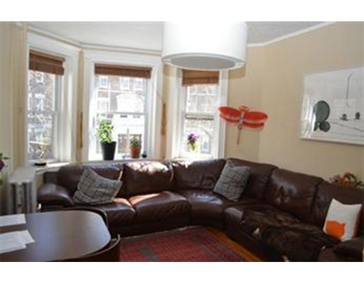 35 QUEENSBERRY Street, Boston, Ma 02215