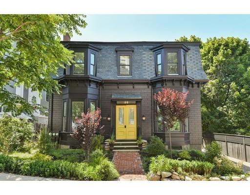 132 Thornton Street, Boston, MA 02119