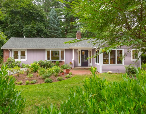 5 Holton Road, Lexington, MA