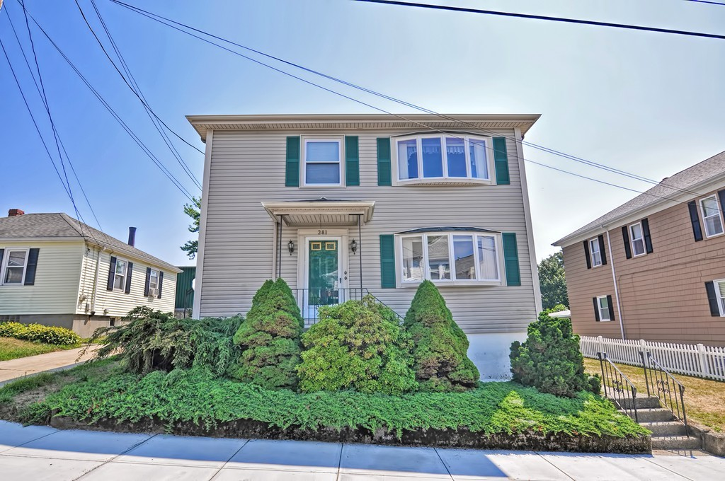 Welcome to this well-loved two family on a quiet street near Kennedy Park. Enjoyed by two generations, the home is ready for it's new owners! Perfect for an in-law set up, owner-occupant, or investment rental. Nicely sized units with hardwoods. Some easy updates in the kitchen and baths will modernize. Updated electric and heating system. These units have separate electric services, shared oil heat (gas on the street); two separate entries, shared basement, laundry and back yard. The full sized windows and separate entry for the basement allows for the possibility of another rental space. Magnificent sunsets! HIGHEST & BEST DUE TUESDAY 8/14 AT 3:00 PM!