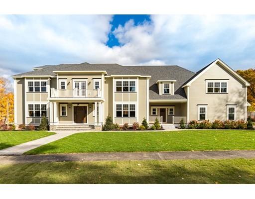 8 Parkwood Drive, Milton, MA