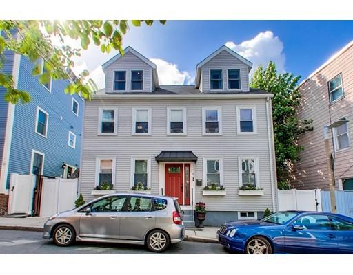 CROSS Street Boston MA 02129