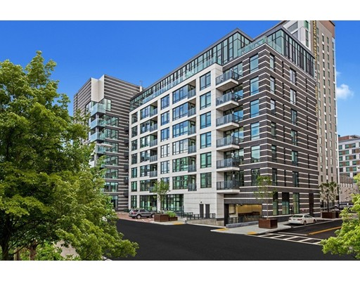 Condominium/Co-Op for sale in Siena the condos at Ink Block, 508 South End, Boston, Suffolk