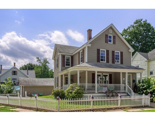 25 Orchard Terrace, Leominster, MA