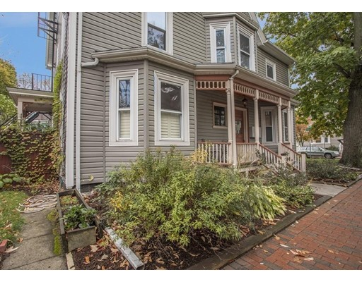 64 Frost Street, Cambridge, Ma 02140