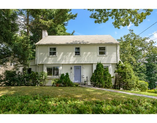 207 Russett Road, Brookline, MA
